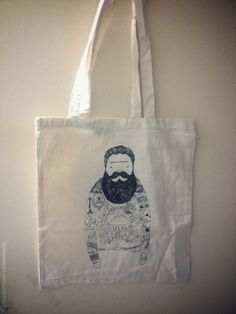 Big pop professionally screen printed tote bag by ellamasters