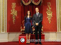 Madame Tussauds Original Wax Figures | Madame Tussauds, Duchess, Kate Middleton, Prince William