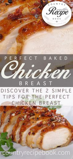 Use these 2 simple tips to make amazing baked chicken breasts