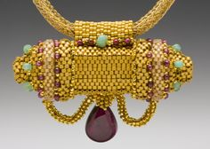 Maggie Meister beaded jewelry