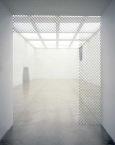 In this interview, conducted at the artist's studio in Bogotá, Colombia in September Doris Salcedo discusses how people's experiences of war, displacement, and imprisonment form the foundation of her sculptures and ephemeral installations. Intermediate Colors, Lobby Reception, Artistic Installation, Empty Room, White Space, Dory, 2000s, Windows And Doors, Contemporary Artists