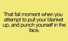Admit You All Did It.....don't forget about the black eye...so fun to try and explain