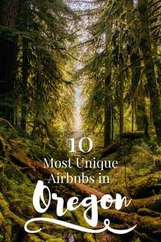 Have you jumped on the Airbnb bandwagon yet Heres a free 40 discount to go and check out the 10 most unique Airbnbs in Oregon Oregon Vacation, Oregon Road Trip, Oregon Trail, Portland Oregon, Oregon Coast Roadtrip, Crater Lake Oregon, Central Oregon, Road Trips, Places To Travel
