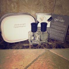 Gel Lab Top Coat and Base Coat Set (Nailpolish) Ask questions! Makes regular polish feel like gel! Sephora Other