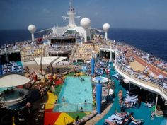 My Family's Cruise on Royal Caribbean's Navigator of the Seas: The Pros and The Cons : Condé Nast Traveler