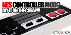 NES Mod Anybody? (DIY) $29.07 | GOTSMOK.COM