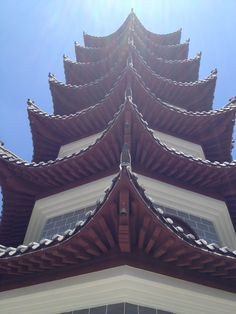 Temple outside of Libo, China Horrible People, Cathedrals, Mosque, Temples, The Outsiders, Louvre, China, Building, Travel