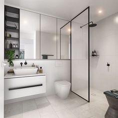 Like times, 45 comments – Scandinavian Homewares ( on In … - Modern Bathroom Design Luxury, Bathroom Layout, Modern Bathroom Design, Contemporary Bathrooms, Condo Bathroom, Bathroom Designs, Bathroom Furniture, Bad Inspiration, Bathroom Inspiration