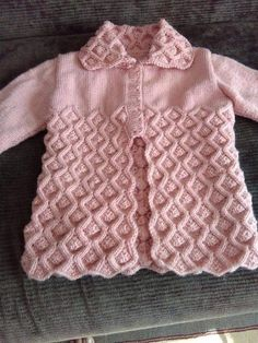 9 Tips for knitting – By Zazok Kids Knitting Patterns, Baby Cardigan Knitting Pattern, Knitted Baby Cardigan, Knitting For Kids, Knitting Designs, Baby Patterns, Crochet Baby, Knit Crochet, Diy Crafts Knitting
