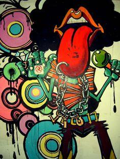 Street Pop Art