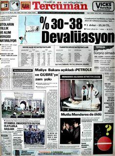 Tercüman gazetesi 2 mart 1978 Turkey History, Olay, Newspaper, Karma, Nostalgia, Journal, Film, Travel, Exotic Cars
