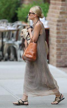 Tornozeleira - Mary Kate Olsen - Ashley Olsen