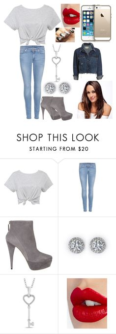 """""""Brie Bella"""" by kiara-fleming ❤ liked on Polyvore featuring 7 For All Mankind, Miu Miu, Charlotte Tilbury, rag & bone/JEAN and WWE"""