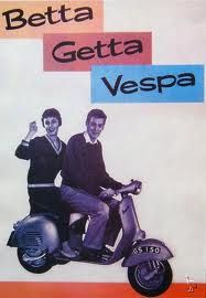 Vespa Classic Scooters!