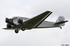 Junkers JU-52 HB-HOT by zymurgy661, via Flickr