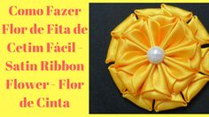 Nova, Youtube, Satin Ribbon Flowers, Ribbon Flower, Satin Ribbons, Lace, Youtubers, Youtube Movies