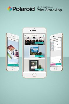 From framed prints to posters and accordion books, the Polaroid Print Store app allows you to upload photos right from your phone and turn them into tangible products. Make your memories last a lifetime with the Polaroid Print Store app.