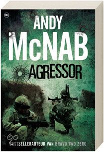 bol.com | Agressor, Andy McNab | Boeken