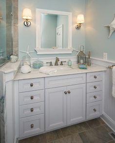 Upper Brookville - traditional - bathroom - new york - by Robert Kocis
