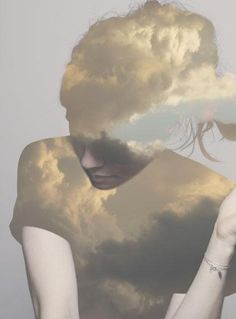 Clouded mind / Matt Wisniewski- i think this fits me in a weird way