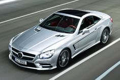 2013 Mercedes-Benz SL. Absolutely Phenom.. on that next level ish