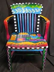 Create an author's chair for students to present their published writing!