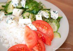 obiad w 20 minut - ryż paraboliczny z warzywami