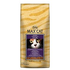 NUTRO MAX CAT Senior Dry Cat Food Roasted Chicken 6 lbs *** You can find more details by visiting the image link.