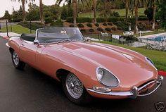 Jaguar E Type Series I 3.8 1962.
