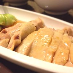 Kamlangsib Chicken Rice (Singapore Style) at Asiatique The River Front ; BKK, Thailand