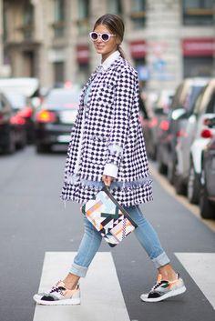 15 looks de street style que te inspirarán a hacer tu estilo aún más chic