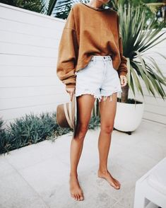 Brilliant Summer Outfits to Copy ASAP - Spring outfits - Summer outfits - fashion outfits - casual fashion Spring Look, Spring Summer Fashion, Spring Outfits, Autumn Fashion, Beach Outfits, Men Summer, Style Summer, Best Summer Outfits, Summer Weekend Outfit