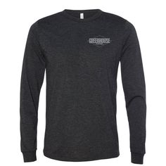 Black Diamond Long Sleeve T