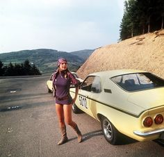 Opel Manta - OMG I had two of these cars... I LOVED MY OPELS!