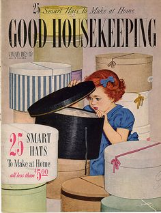 Vintage Good Housekeeping Magazine