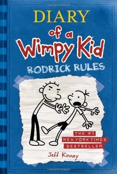 Rodrick Rules (Diary of a Wimpy Kid, Book 2) by Jeff Kinney,http://www.amazon.com/dp/0810994739/ref=cm_sw_r_pi_dp_nbM9sb0B1MYX1WTS