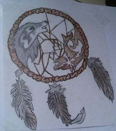 #wolf #drawing by me
