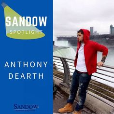 Our #MCM goes out to Anthony! We love having him on the Sandow team! Click on the link in our bio to read our interview with him  . . . . . . #sandow #mcm #team #business #success #leadership #growth #blog #spotlight