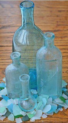 Vintage blue <3