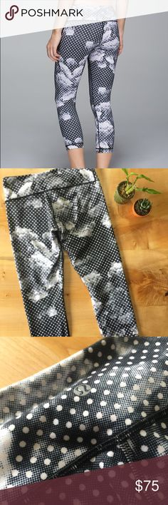 NWOT Lululemon Wunder Under Crop II full On Luon Brand new without tags! No flaws at all! Smoke and pet free home. No trades. Reasonable offers accepted! Size 8. lululemon athletica Pants Leggings