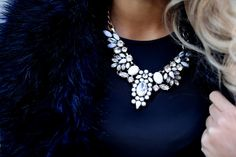 Update your style with statement necklace