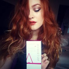 """As part of the Preen.Me VIP program, Stephanie F was gifted #Nutrafol For Women Dietary Supplement. This is what she has to say as she begins her journey towards fuller and healthier-looking hair: """"It's only been a week and I feel a little more like a lion. I might need to get one more haircut soon before I just let it all just grow! """" Get your own Nutrafol For Women Dietary Supplement by clicking through."""