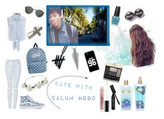 """Date With Calum Hood"" by sarkata-boo-bear ❤ liked on Polyvore"
