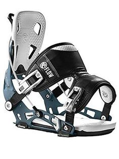 Bindings 21248: Flow Nx2 Snowboard Binding 2016 - Men S Gunmetal Large -> BUY IT NOW ONLY: $197.99 on eBay!