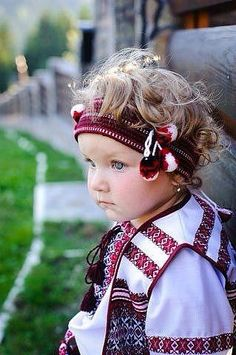 Ukrainian Beauty etno