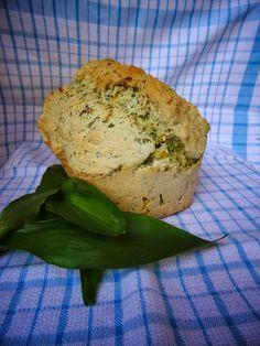 Das ruckzuck Brot mit Bärlauch