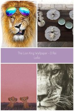 Compiled from the best lion wallpapers. Download now the images very simple and fast. #lion wallpaper