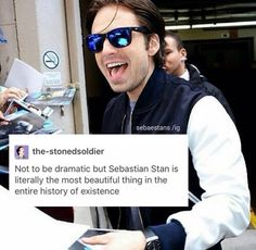 My friend really loves Benedict Cumberbatch int he same way that I really love Sebastian Stan and she and I have frequent debates over who's better. Sebastian Stan, Tom Hiddleston, Loki, Bae, Dc Movies, Raining Men, Marvel Dc, Marvel Actors, Marvel Memes