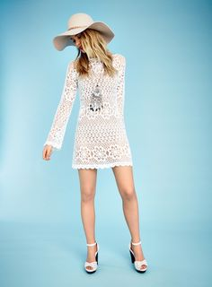 Miss Selfridge: Indochine Miss Selfridge, Me Too Shoes, Swim, Bohemian, Couture, Black And White, My Style, Clothing, Dresses