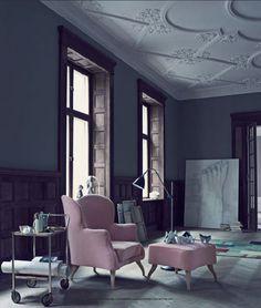 gray \ pink